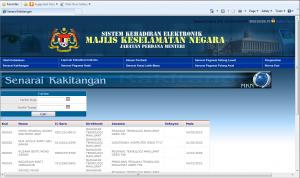 Staff List Module (admin)
